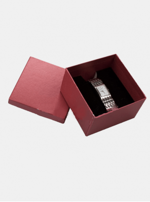 Darilna škatlica Classic Rdeča