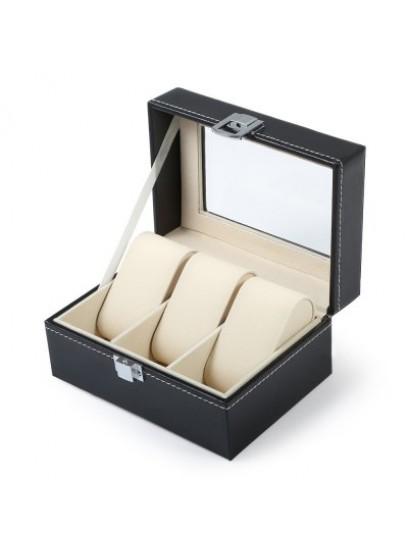 Škatlica za ure (3 predalčki)