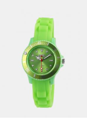 Otroška ura QBOS Fancy zelena