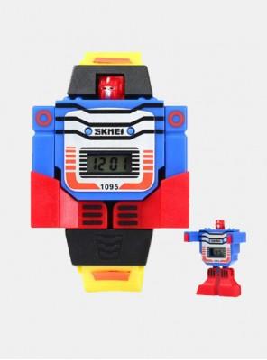 Otroška ura Skmei Robot