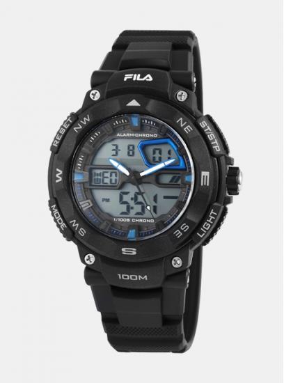 Moška ura FILA 38-825 črna