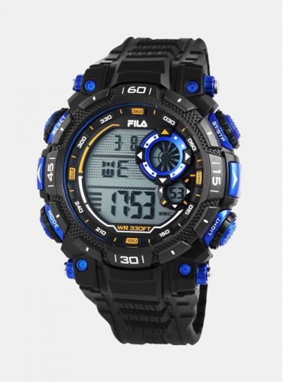 Moška ura FILA 38-826 črna