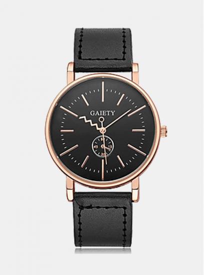 Moška ura Gaiety LR626 črna