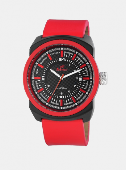 Moška ura SPRTD C rdeča