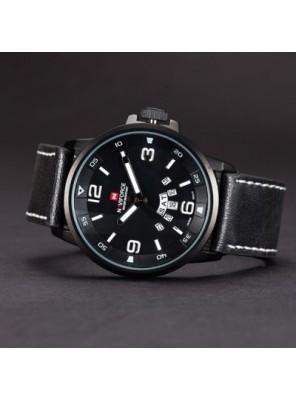 Moška ura Naviforce Classic črna