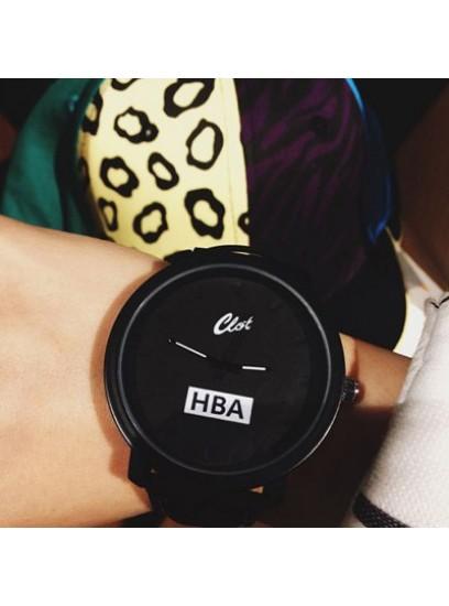 Moška ura Clot HBA črna